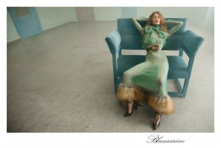 Blumarine rev fw16-17 campaign inez & vinoodh FashionDailyMag 3