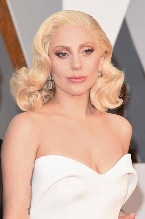 lady gaga 88th Annual Academy Awards FashionDailyMag
