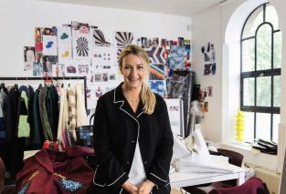 Anya Hindmarch Collaboration With Sotheby's London