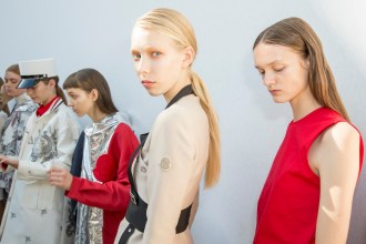 MONCLER GAMME ROUGE ss17 FashionDailyMag 8