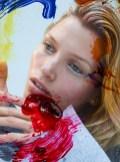 Hana Jirickova by Hunter and Gatti beauty series FashionDailyMag 2