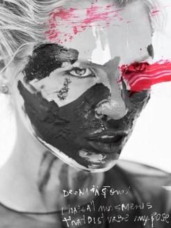 Hana Jirickova by Hunter and Gatti beauty series FashionDailyMag 6