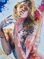 Hana Jirickova by Hunter and Gatti beauty series FashionDailyMag 7