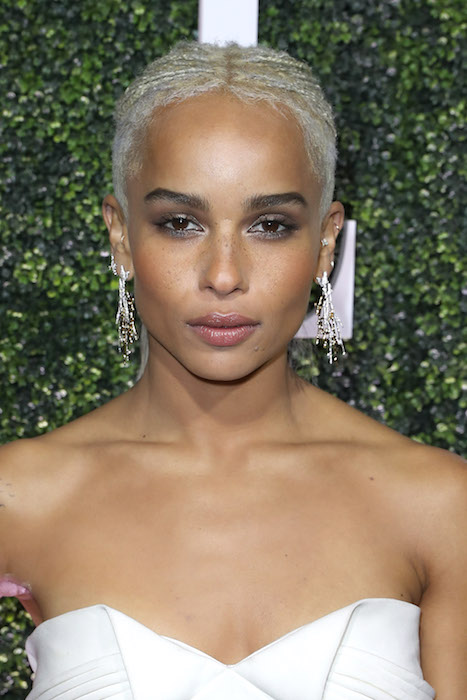 zoe kravitz ELLE's Annual Women In Television Celebration 2017