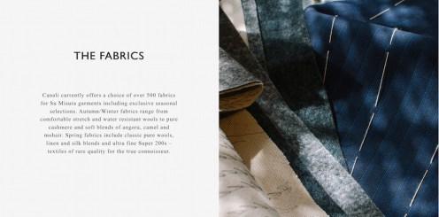 CANALI menswear details ecommerce US FashionDailyMag 1