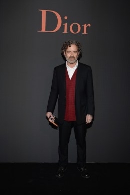 PARIS, FRANCE - JANUARY 21: Dan Witz attends the Dior Homme Menswear Fall/Winter 2017-2018 show as part of Paris Fashion Week on January 21, 2017 in Paris, France. (Photo by Francois Durand/Getty Images) *** Local Caption *** Dan Witz