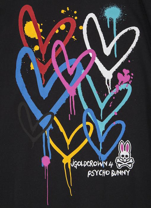 jgoldcrown x psychobunny fashiondailymag 2