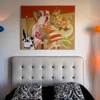 BACHELOR living: MILAN DESIGN style