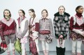 MONCLER GAMME ROUGE FW17 PFW FASHIONDAILYMAG 15