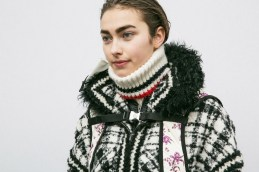 MONCLER GAMME ROUGE FW17 PFW FASHIONDAILYMAG 19