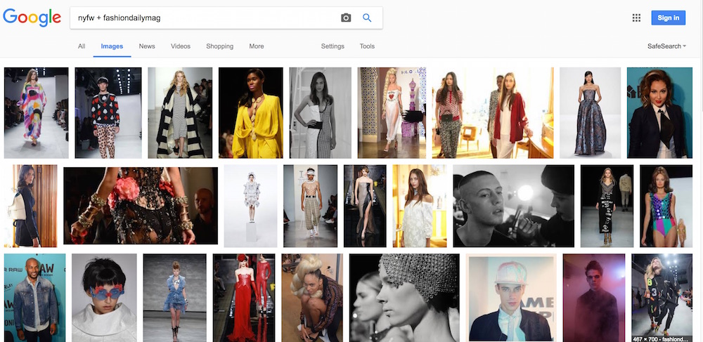 NYFW + fashiondailymag google search 2017-01-14 at 11.56.08 AM