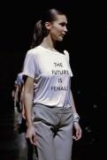 BELLA HADID future is female prabal gurung fw17 randy brooke fashiondailymag 10