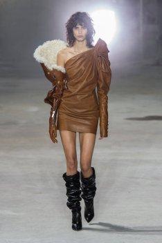dalibor urosevic SAINT LAURENT fw17 PFW Fashiondailymag