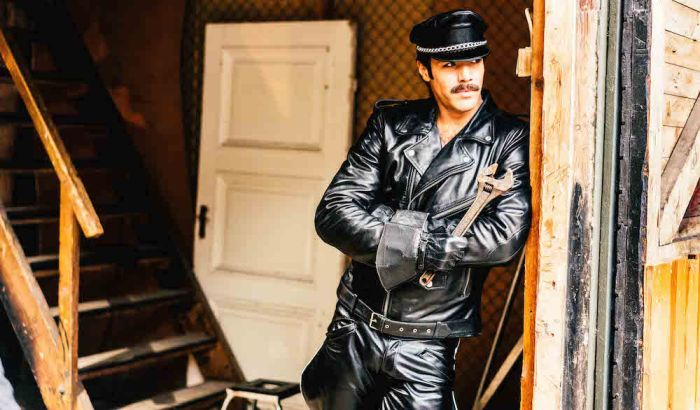 Tom Of Finland 3 TRIBECA FILM FESTIVAL FASHIONDAILYMAG 3
