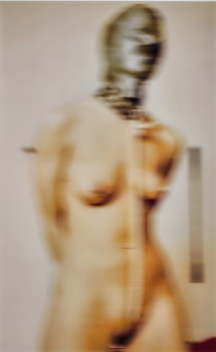 Thomas Ruff, Nudes Er21, 2000