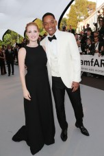 jessica chastain and will smith cannes 2017