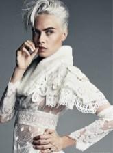 CARA DELEVINGNE talks glamour FashionDailyMag45