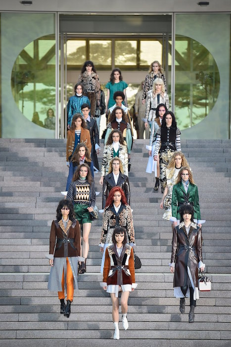 LOUIS VUITTON cruise 18 FWP x FashionDailyMag 1