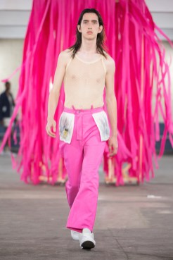 Per Gotesson London Fashion Week Mens - MAN SS18 5