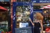BRIGITTE SEGURA SUNNY DAZE of SUMMER RAY BAN sunnies FashionDailyMag AT OSCARS