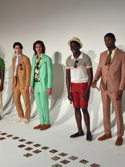 david hart NEW YORK MENS DAY NYFWM BRIGITTE SEGURA Fashiondailymag _5669