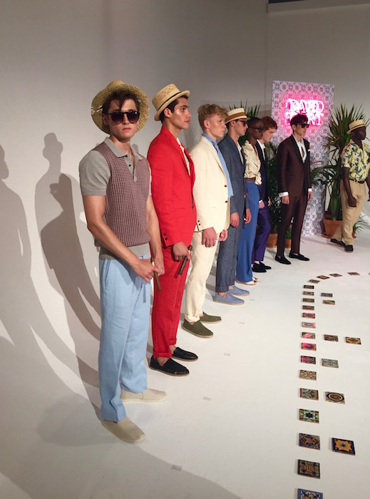 david hart NEW YORK MENS DAY NYFWM BRIGITTE SEGURA Fashiondailymag _5670