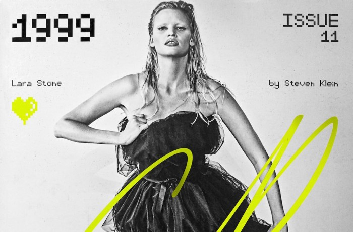 Lara Stone by Steven Klein CR Fashion Book 11 fdmloves edit feature