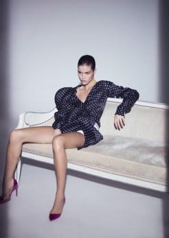 ALEXANDRE VAUTHIER SS18 PARIS FASHION WEEK fashiondailymag 14