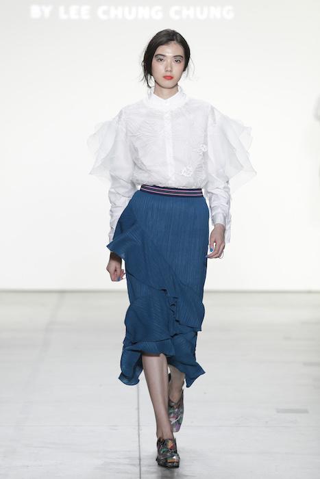 LIE Lee Chung Chung concept korea ss18 fashiondailymag 9