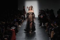 Lisa. N. Hoang show Sept 10, 2017 @ Pier 59 fashiondailymag