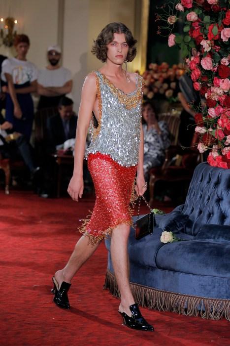 PALOMO SPAIN SS18 MBFWM fashiondailymag 14
