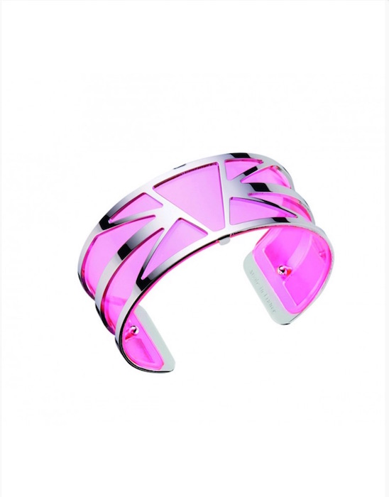 HOT PINK CUFF les georgettes jewelry FASHIONDAILYMAG GIFTS