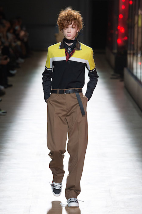 DIOR HOMME WINTER 18-19 BY PATRICE STABLE_look34