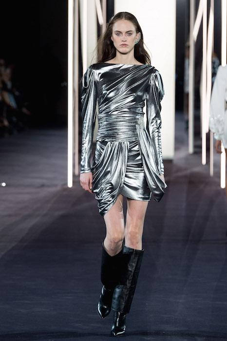 Azzaro Fashion show