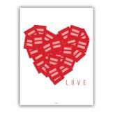 hrc12945_3 LOVE IS LOVE HRC rainbow FashionDailyMag