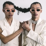 bailey twins Sanchez Kane FW 18 Fashiondailymag PaulM