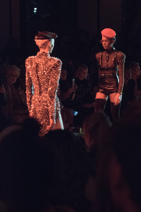 THE BLONDS FW18 NYFW paul m FashionDailyMag 17A1149