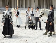 dior cuise 2019 by estelle hanania FashionDailyMag 2019
