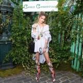 Daria Strokous dior cruise 2019 fashiondailymag