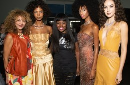 FUSHA design brings music to NYFW