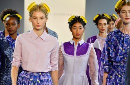 PASTEL RAINBOW is MARCEL OSTERTAG's muse