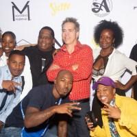 BACKSTAGE STORIES: rock meets rap at Artistix