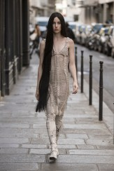 LOOK04 NEITH NYER PARIS FASHION WEEK SS19 Fashiondailymag bleumode