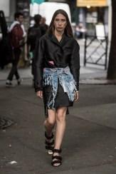 LOOK10 NEITH NYER PARIS FASHION WEEK SS19 Fashiondailymag bleumode