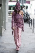 LOOK15 NEITH NYER PARIS FASHION WEEK SS19 Fashiondailymag bleumode