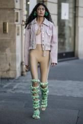 LOOK16 NEITH NYER PARIS FASHION WEEK SS19 Fashiondailymag bleumode