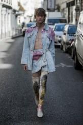 LOOK24 NEITH NYER PARIS FASHION WEEK SS19 Fashiondailymag bleumode