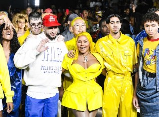 VFILES YELLOW LABEL lil kim FASHIONDAILYMAG 1