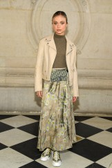 PARIS, FRANCE - JANUARY 21: Amelia Windsor attends the Christian Dior Haute Couture Spring Summer 2019 show as part of Paris Fashion Week on January 21, 2019 in Paris, France. (Photo by Pascal Le Segretain/Getty Images)