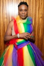 Billy Porter Gets Ready For WorldPride NYC 2019 fashiondailymag